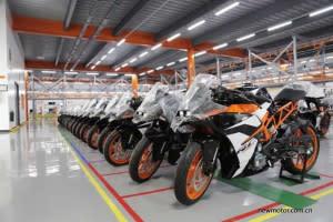 生產品質過關!KTM將在菲律賓生產更多車型