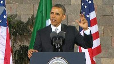 Obama: US-Mexico Stereotypes Must Be Broken