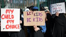 Headteacher 'Very Happy' After Judge Bars 'Awful' Birmingham LGBT Protests From School Gates