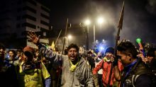Ecuador resumes oil exports curbed by protests