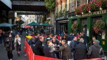 Boris Johnson 'never discussed 10pm pub curfew with science advisers'