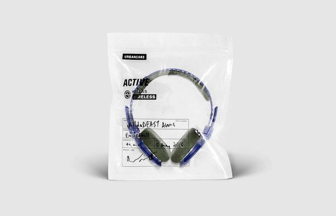 Urbanears has sweat-soaked headphones, if that's what you're into