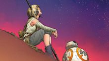 Marvel Unveils 'Star Wars: The Force Awakens' Comic Art