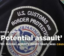 FBI treating border agent's death as assault, for now
