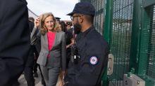 La ministre de la Justice, Nicole Belloubet, dévoile l'implantation des 15 000 futures places de prison