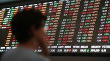 Ibovespa recua 1,1% contaminado por pessimismo global