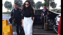 Comfort And Style, Deepika Padukone's Latest Airport Look Is Pretty Smart