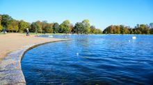 Woman's body found in lake near Kensington Palace