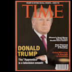 Time magazine asks Trump's clubs to take down fake magazine cover with his face on it