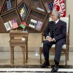Blinken in Afghanistan to sell Biden troop withdrawal