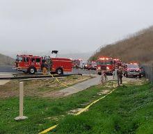 Investigation underway to determine cause of helicopter crash in Calabasas, California, that killed Kobe Bryant