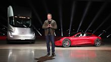 Tesla's soaring value puts Elon Musk in range of a massive payday