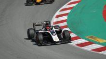 Auto - F2 - GBR - Premier succès en F2 pour Nikita Mazepin, à Silverstone