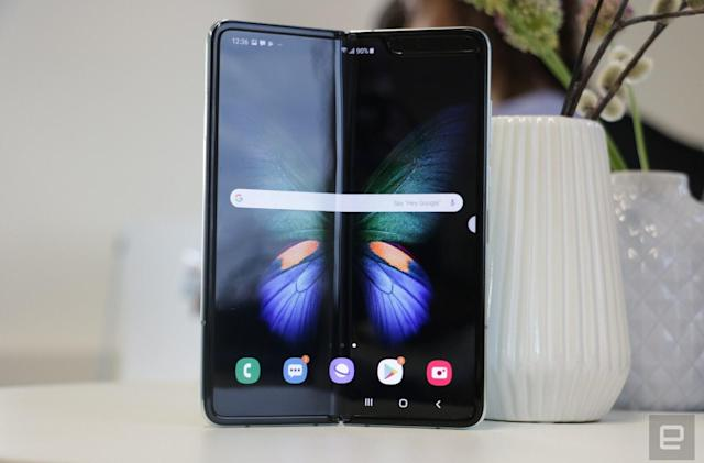 Samsung's Galaxy Fold Premier Service debuts in the US