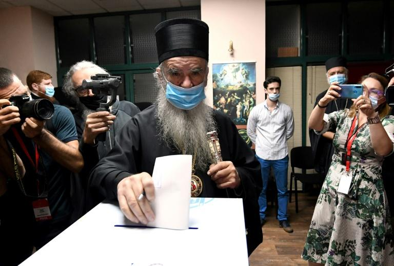 The election has focused on the sensitive identity debates ignited by Djukanovic's row with the Serbian Orthodox Church (SPC)
