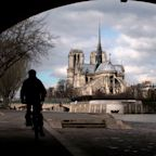 IOC pledges $562,000 for restoring Notre Dame, backdrop of its 2024 Olympic events
