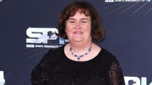 Susan Boyle reveals she was beaten by her father