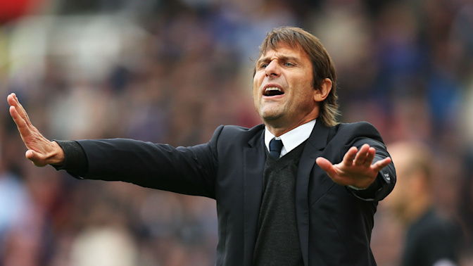 Antonio Conte already planning return to Italy