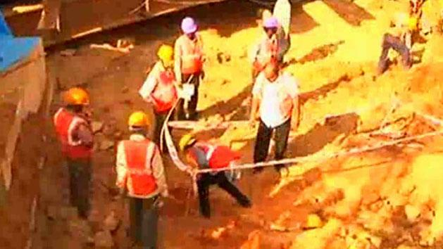 Good News: Metro workers unearth Tipu-era cannon