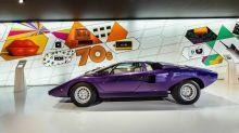 Lamborghini Launches Updated Museum