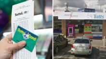 How woman's mistake led to her winning Lotto twice in same draw