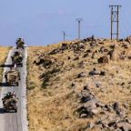 US military strengthens deployment in Syria