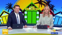 Karl Stefanovic's Awkward Live TV Moment After He Asks The Block Couple A Cheeky Question