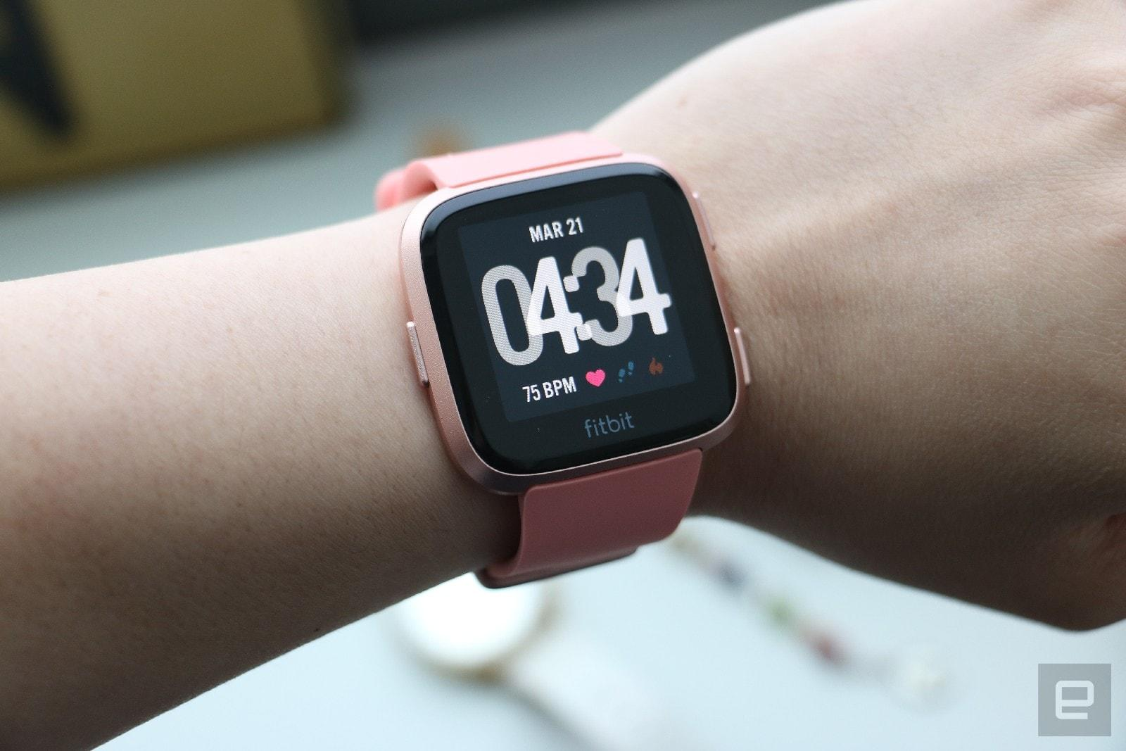 Fitbit Versa review: A stylish smartwatch at the right price