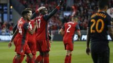 Toronto FC fueled by Jozy Altidore's goals and his health