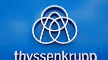 Thyssenkrupp's top shareholder says never called for special dividend
