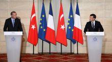 Paris, Ankara declare ceasefire in war of words
