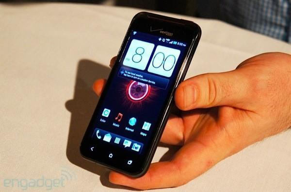 PSA: HTC Droid Incredible 4G LTE lands in Verizon stores, gets us tongue-tied