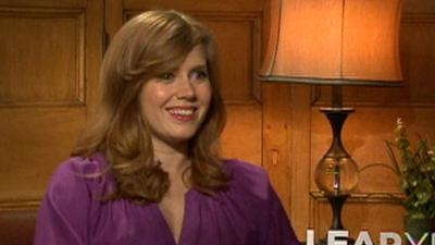 Amy Adams: 'I'm Feeling Really Good' During Pregnancy