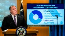 U.S. pleased Iraq doing more to protect U.S. embassy: Pompeo