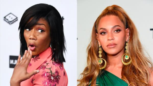 Tiffany Haddish Finally Reveals Who Bit Beyoncé