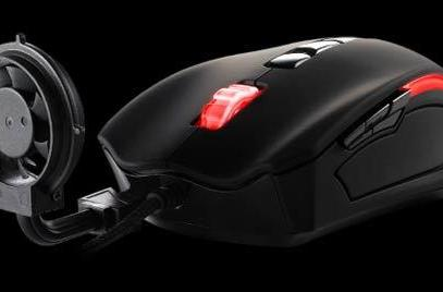 Thermaltake cures clamminess with $80 Cyclone Edition gaming mouse