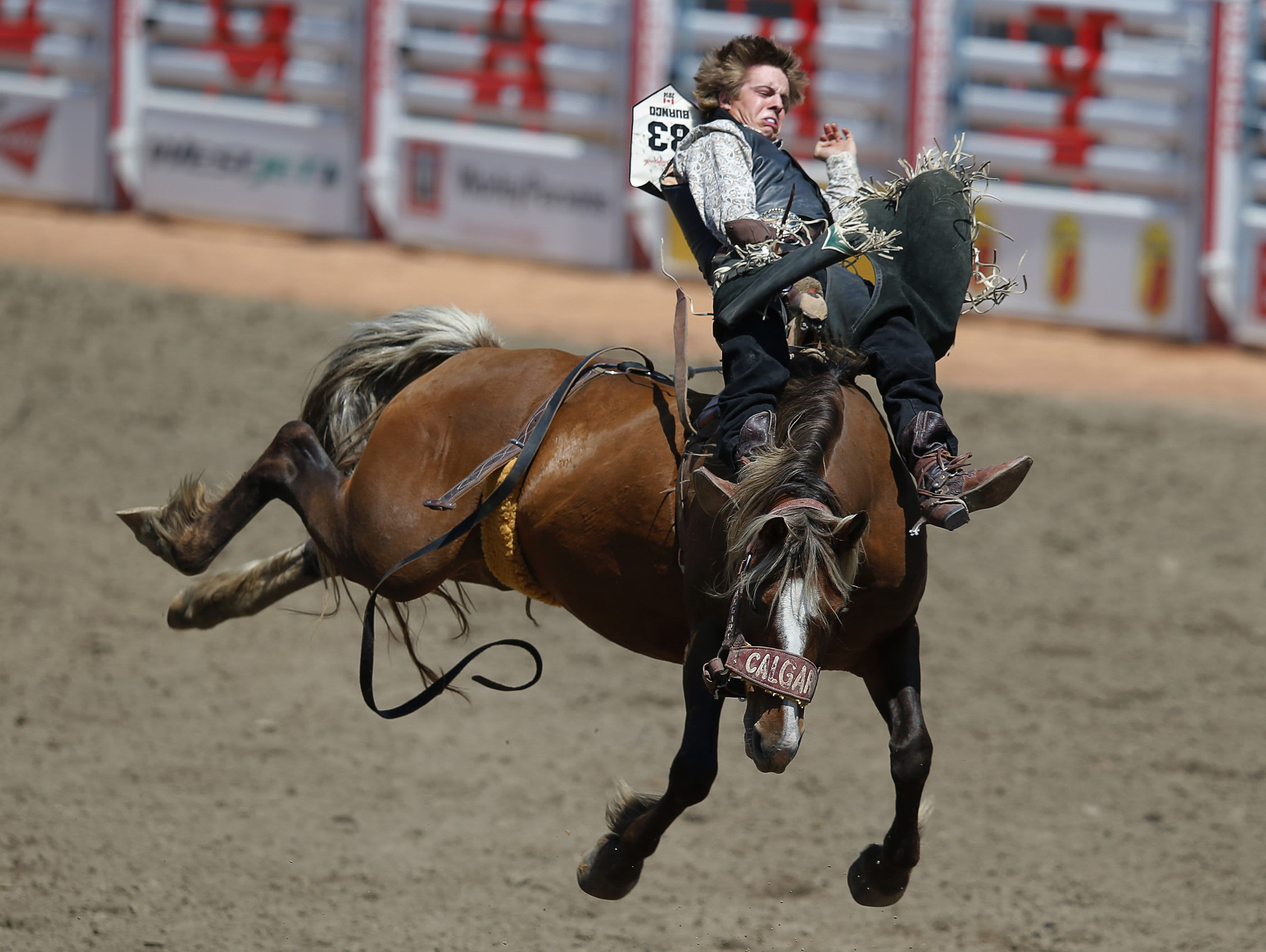 Calgary Stampede feeling the impact of oil price plunge