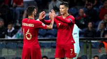 Bruno Fernandes: I can boost Cristiano Ronaldo's record bid