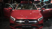 Mercedes Sees New A-Class Sedan Boosting Sales Amid SUV Craze