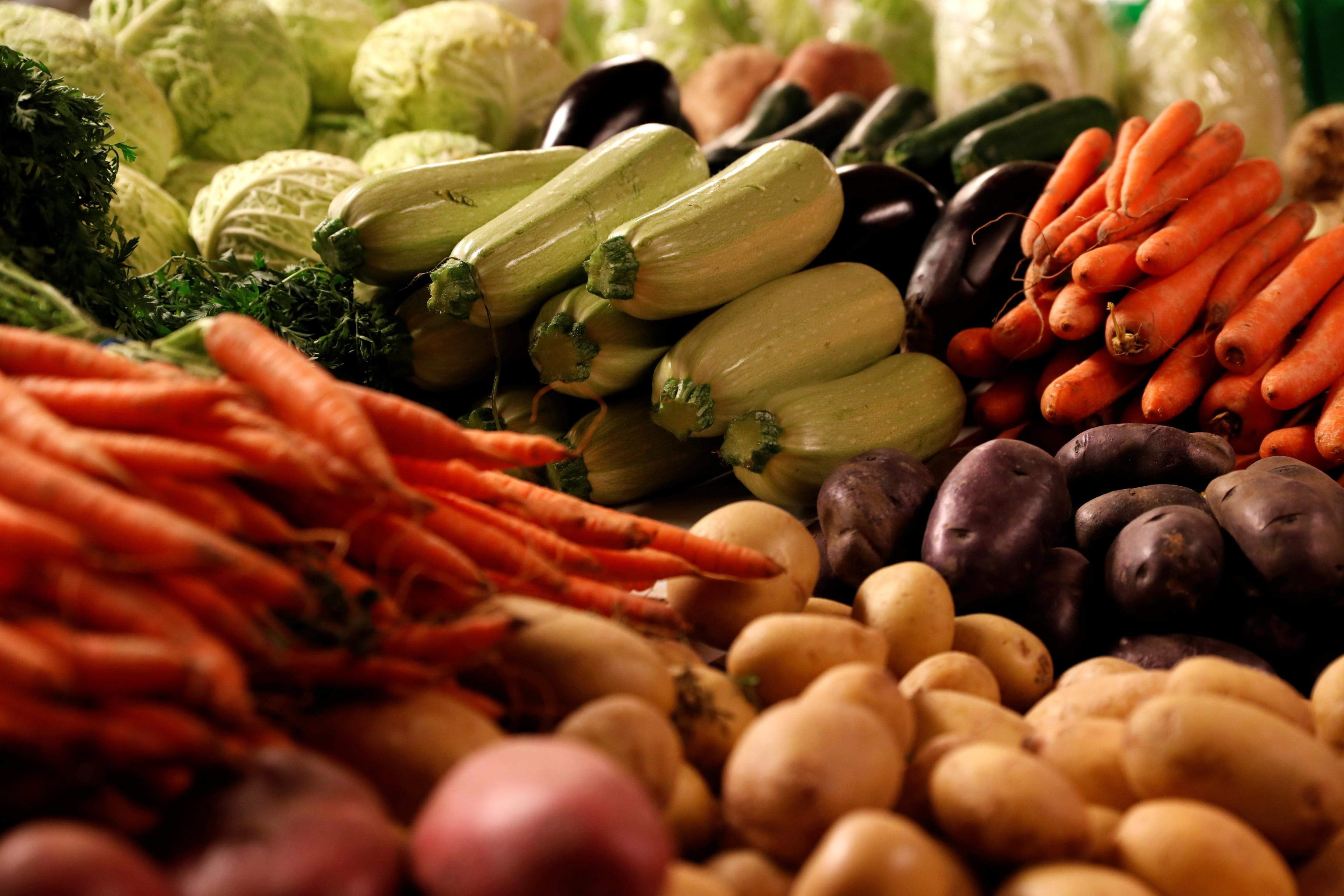 Professor warns climate change will make food less nutritious