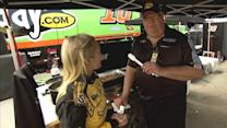 Inside Access with Miss Sprint Cup: Cook Out