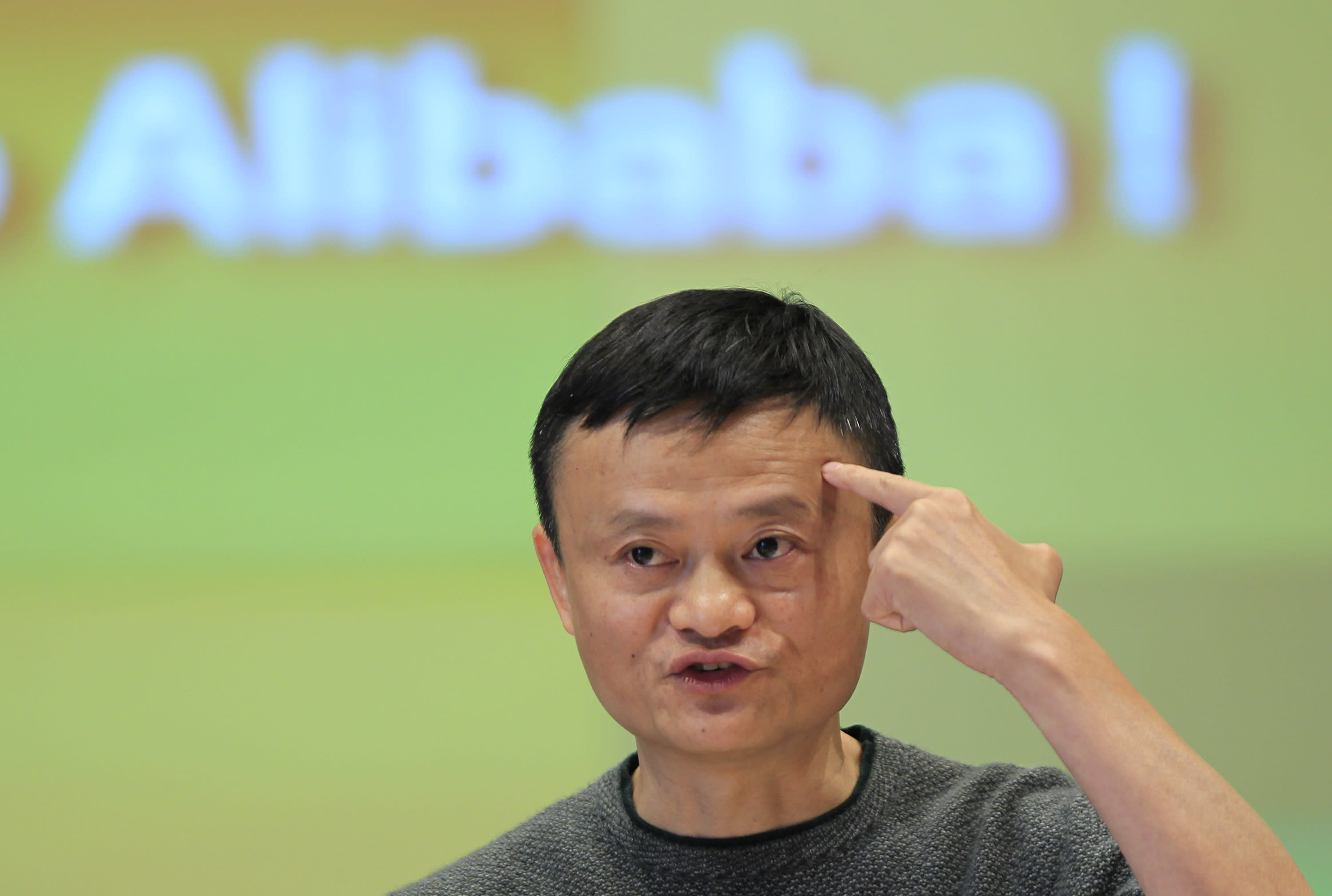 Alibaba revenue surges 42%, beating expectations despite China growth concerns