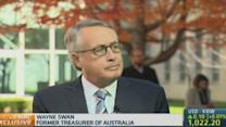 Wayne Swan: 'There is no budget emergency'