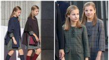 Leonor y Sofía vs. otros 'miniroyals': comparamos el estilo de los niños de la realeza