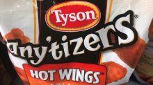 Tyson Foods slowed chicken processing after U.S. recalls, raising costs