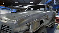 """Most Expensivest Shit - 2 Chainz Checks Out a """"Mad Max"""" Car from West Coast Customs"""