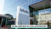 Splunk Surges on Strong Third Quarter Sales