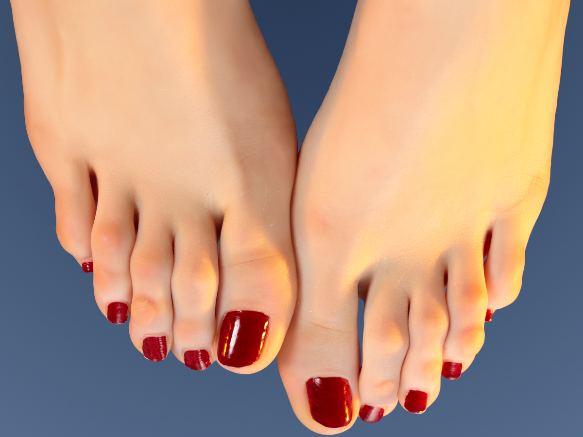 5 Fun Ways To Indulge Your Foot Fetish