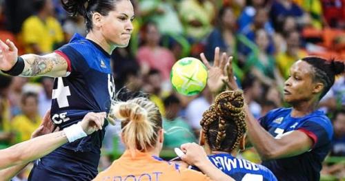Hand - Golden League (F) - Golden League (F) : La France facile vainqueur de la Russie, la Norvège remporte la compétition