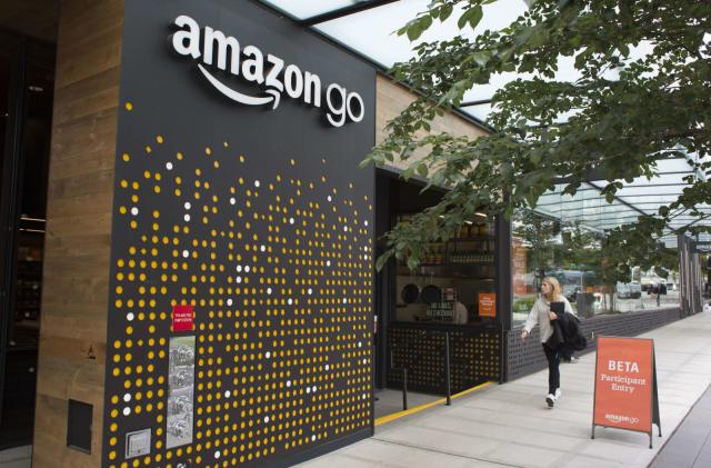 Amazon's automated convenience stores edge closer to public debut